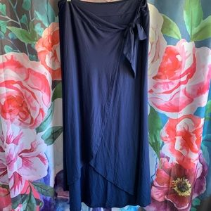Artisan NY Faux Wrap Skirt